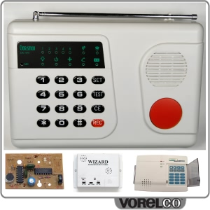 First infrasonic based security alarm